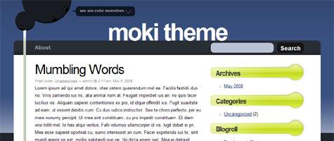 moki theme | stucel