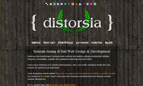 distorsia