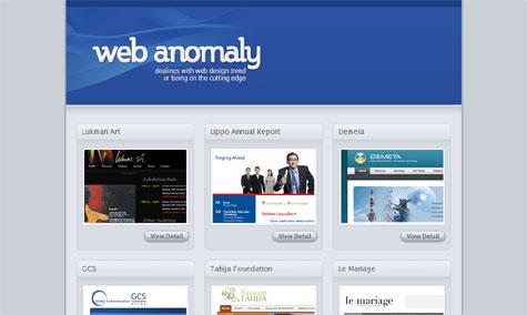 webanomaly